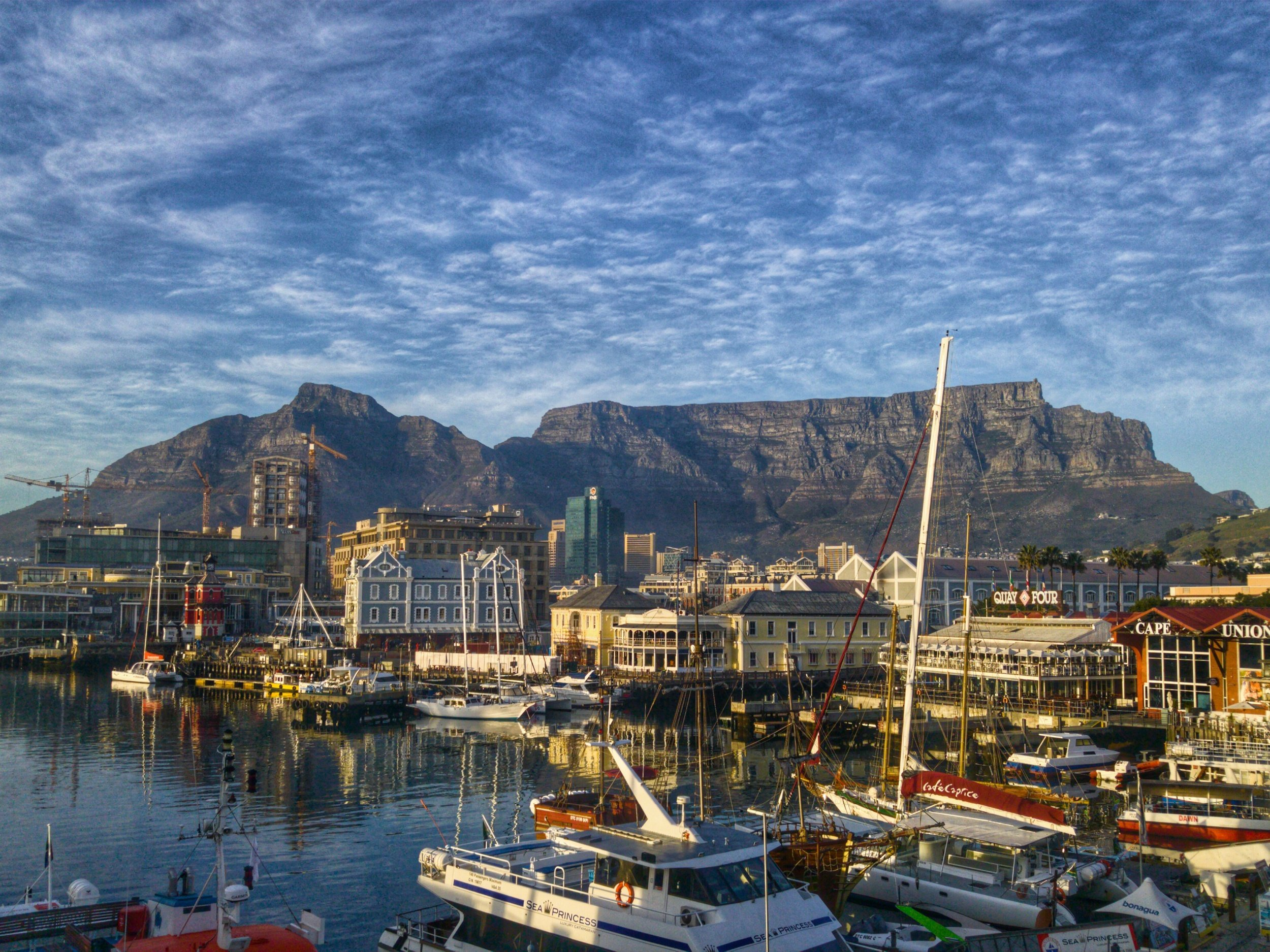 Cape Town's Best Buy Areas