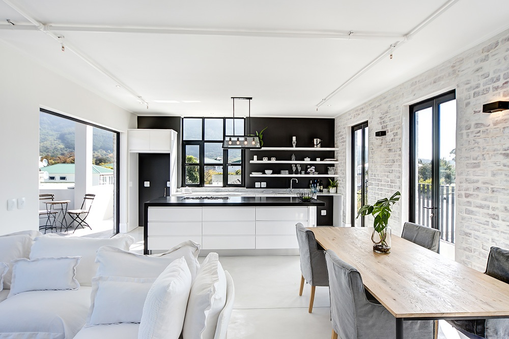 Give your space a penthouse makeover